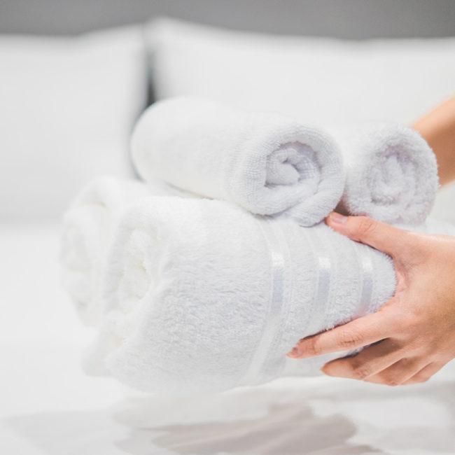 Bathroom Towels, Face Towels, Spa Towels