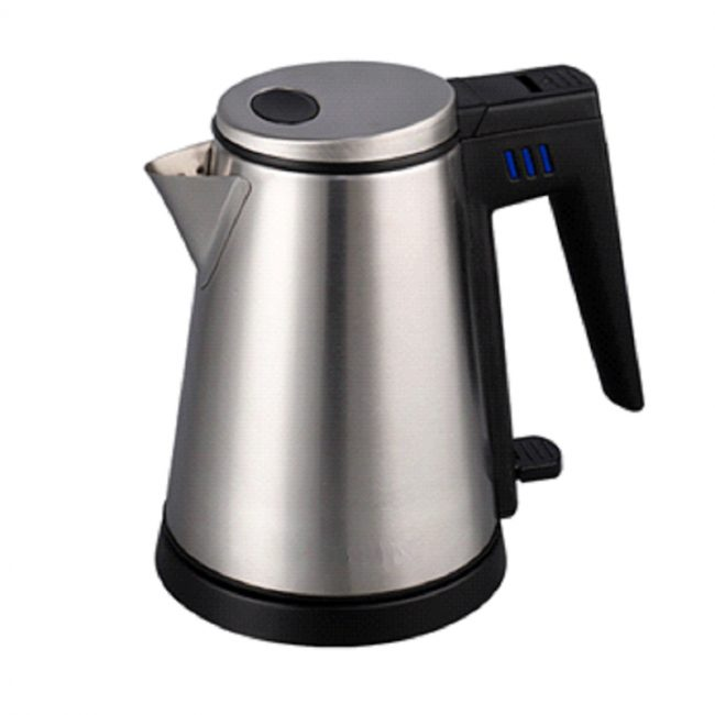 KETTLE CORDLESS STAINLESS STEEL 0.8L