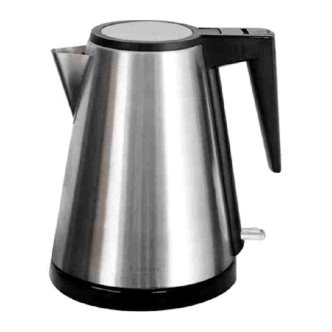 KETTLE, CORDLESS, STAINLESS STEEL, 1.2L