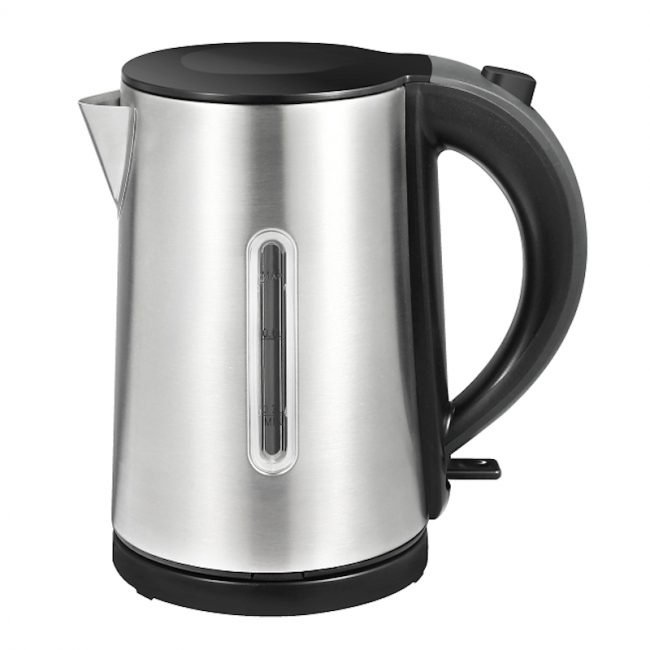 KETTLE, CORDLESS, DOUBLE WALL, 1L