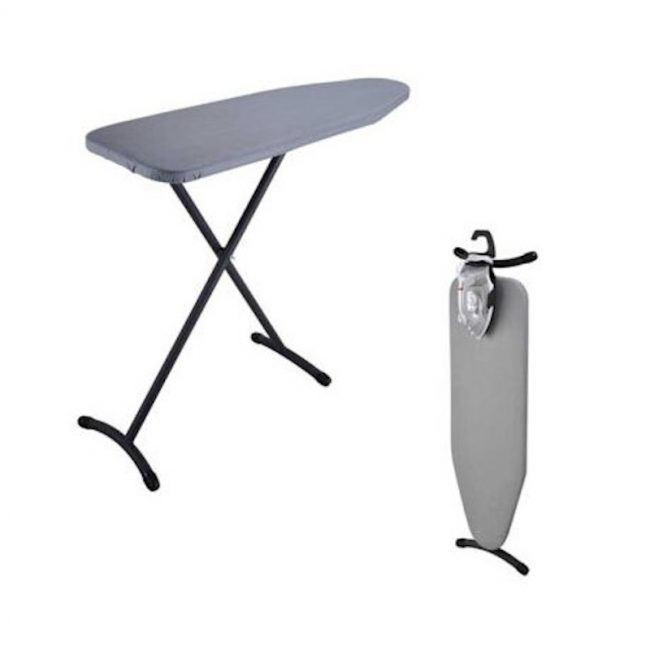 IRONING BOARD (WITH IRON HOLDER)